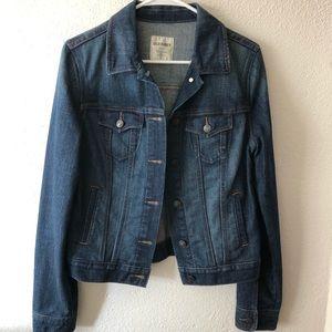 Old Navy Denim Jean Jacket Size Medium Tall